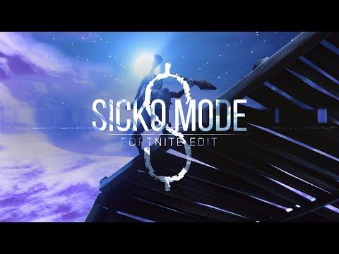 SICKO MODE by FaZe Barker - Fortnite Montage