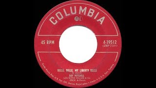 Watch Guy Mitchell Belle Belle My Liberty Belle video