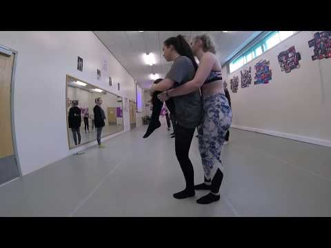 York College Extended Diploma Dance Lesson Video