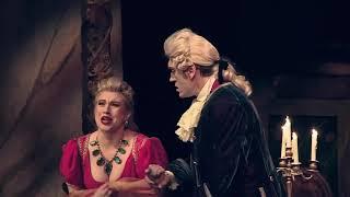 Joanna Parisi as Tosca:  Orsu,Tosca, parlate!