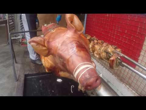 Piggy Is Ready, Camp Kilo Charcoal Club, Singapore