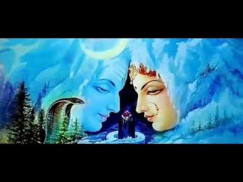 Love parvati Shiva and