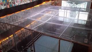 how to make elimination chamber and hell in the cell