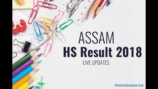 AHSEC Result 2018: Assam HS 12th result declared; know how to check Assam 2018 result