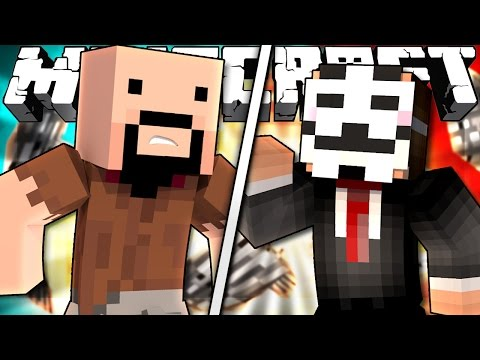 Thumbnail: Hacker vs. Notch - Minecraft