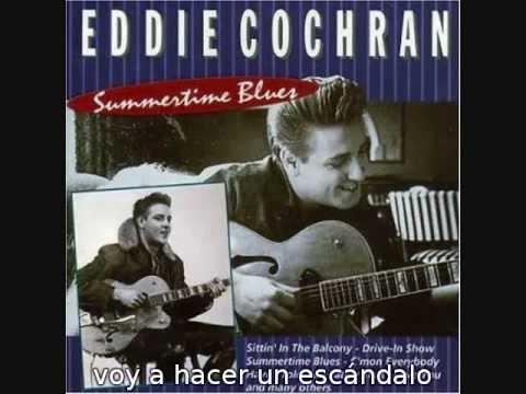 Summertime Blues - Eddie Cochran (subtitulos en español)