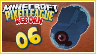 Minecraft Pixelmon: Pixelleague Reborn: Episode 6 - IT
