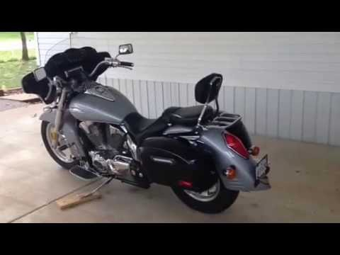 Honda VTX 1300 R Motorcycle Saddlebags Review - vikingbags ...
