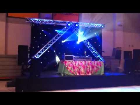 Dj Setup For Kinkaid School Youtube