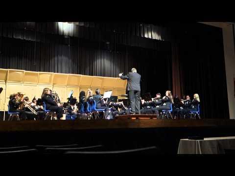 Mendenhall High School Concert Band 2012-2013 #3