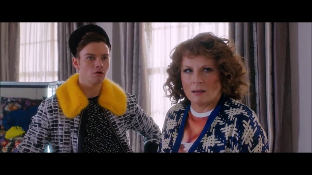 Chris Colfer In Absolutely Fabulous The Movie Part 1 Youtube