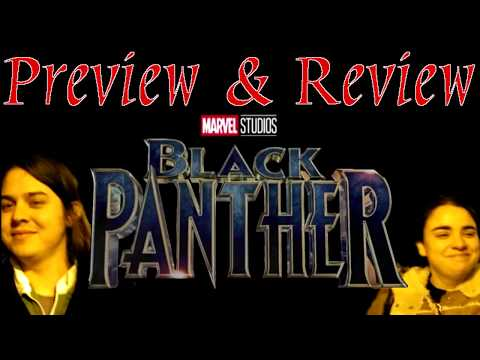 Preview & Review | Black Panther