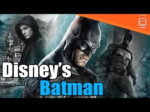 What Happen when Disney owns the TV Rights to Batman Explained