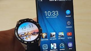 Kingwear KW88 recensione - Miglior smartwatch cinese ?