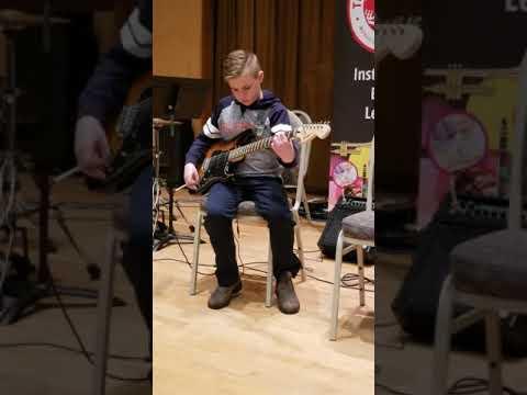 Jadenw guitar recital