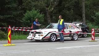Austrian Rallye Legend 2017 Rotter Florian-Uhrebein Sonja