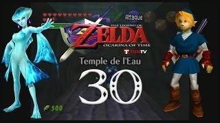 The Legend of Zelda Ocarina Of Time #30: Temple de l'Eau P2
