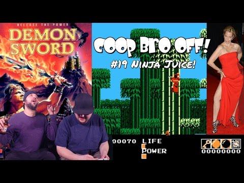 Co-op Bro off EP.19 'Ninja Juice' | Demon Sword