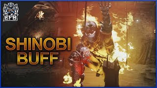 For Honor - Shinobi Got a Buff and It's Deadly! thumbnail