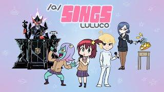 /a/ Sings CRY - Space Patrol Luluco's OP