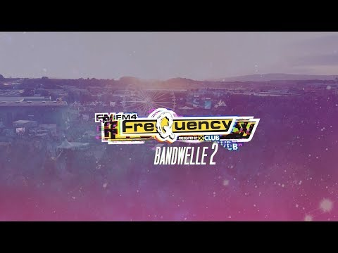 FM4 Frequency Festival 2018 - Line Up Phase 2