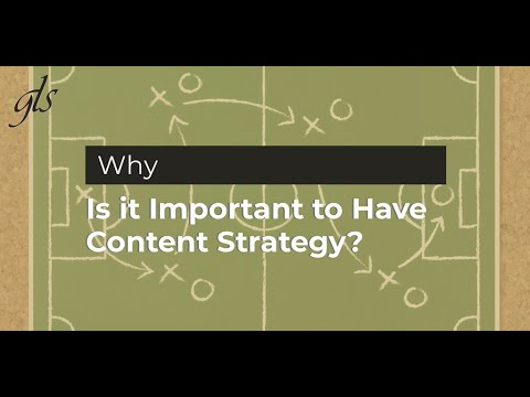 Why Is It Important To Have Content Strategy Youtube