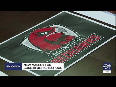 Bountiful High School Drops 'Braves' Mascot, Becomes The 'Redhawks'