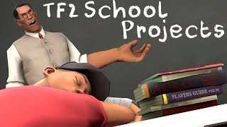 Using TF2 in School Projects