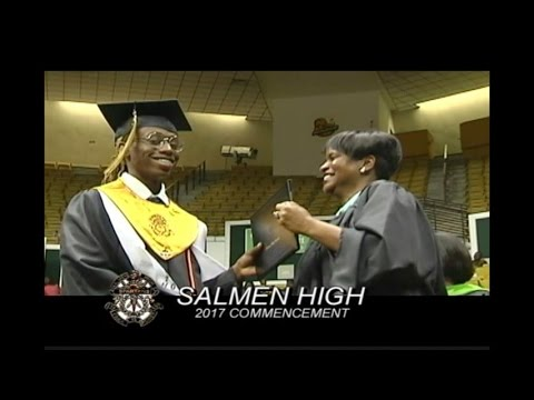 Salmen High School Graduation 2017