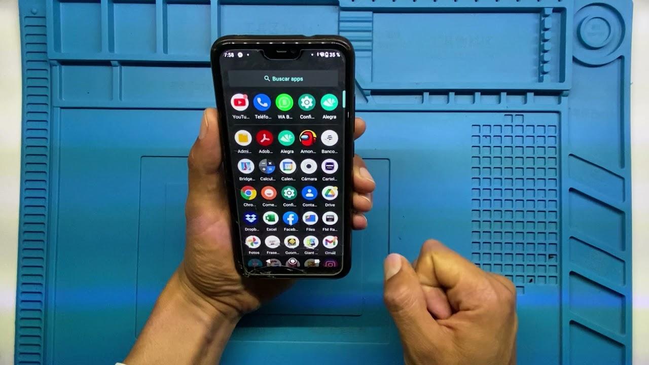 Xiaomi MIA2 Lite Lento Se descarga Rápido sin espacio almacenamiento Xiaomi MIA2 Lento