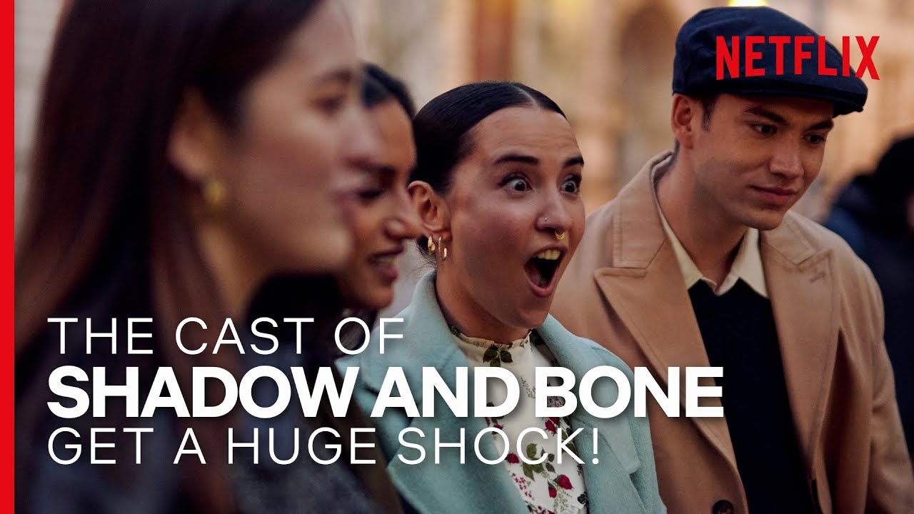 Download The Cast of Shadow and Bone Get a Huge Shock   Netflix