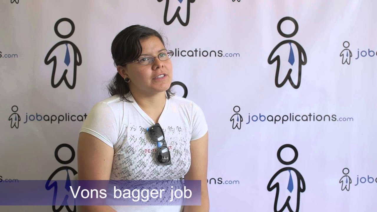 Vons Interview - Bagger - YouTube