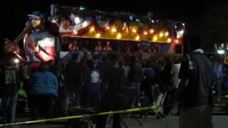 # 20  Dino's Workshop- Mardi Gras 2017  Krewe of Hercules  Houma parade