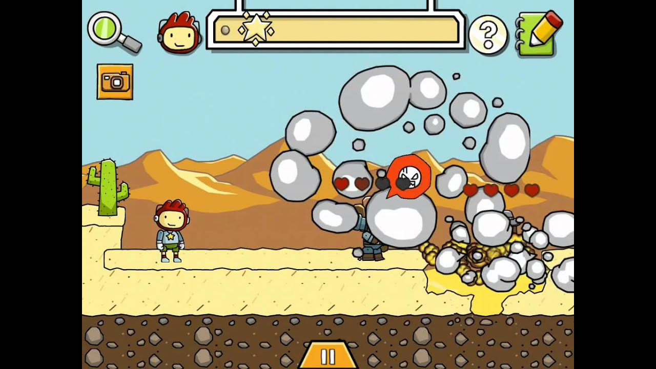 how to play scribblenauts remix