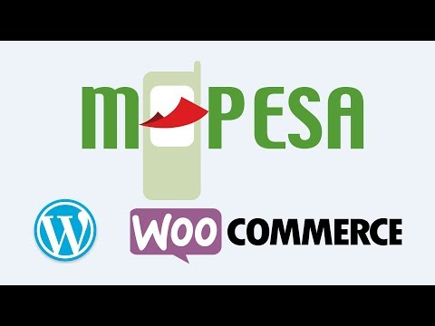 M-Pesa Mobile Banking Payment Gateway for WooCommerce (E-Commerce)