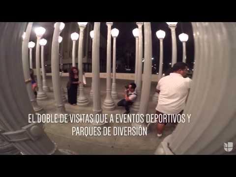 LACMA Urban Light - Short Format Video