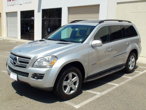 2007 mercedes benz gl450 65006 youtube for 2007 mercedes benz gl450