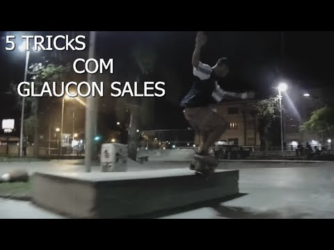 5 tricks - Glaucon Sales