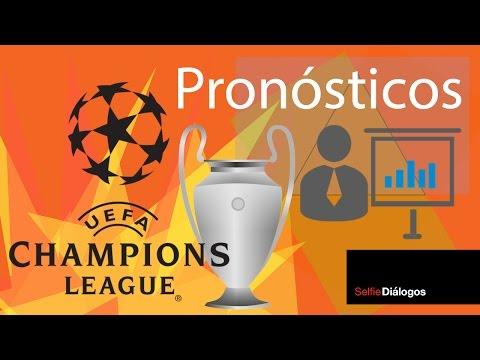 Pronósticos UEFA Champions League | Selfiediálogos