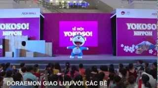 Doraemon Show in Vietnam (3mins)