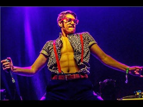 UK Drag King Adam All 2016 - YouTube