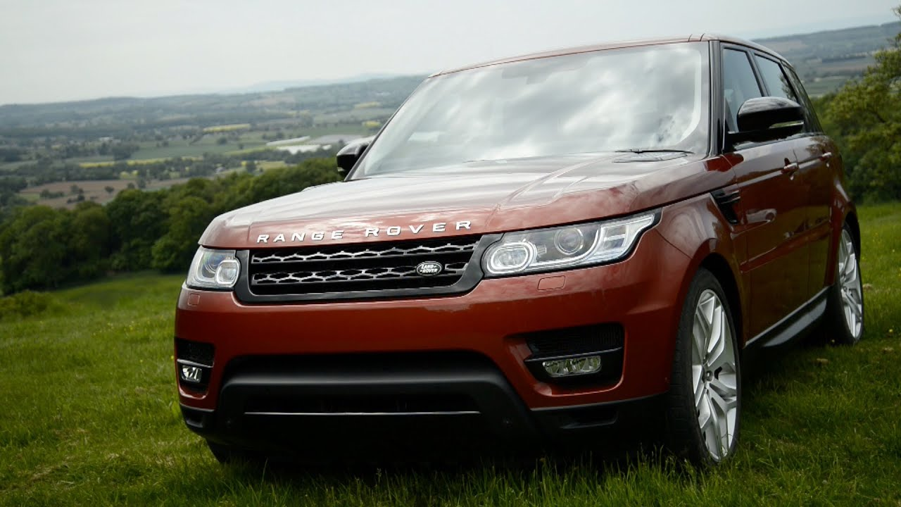 2014 Range Rover Sport Supercharged
