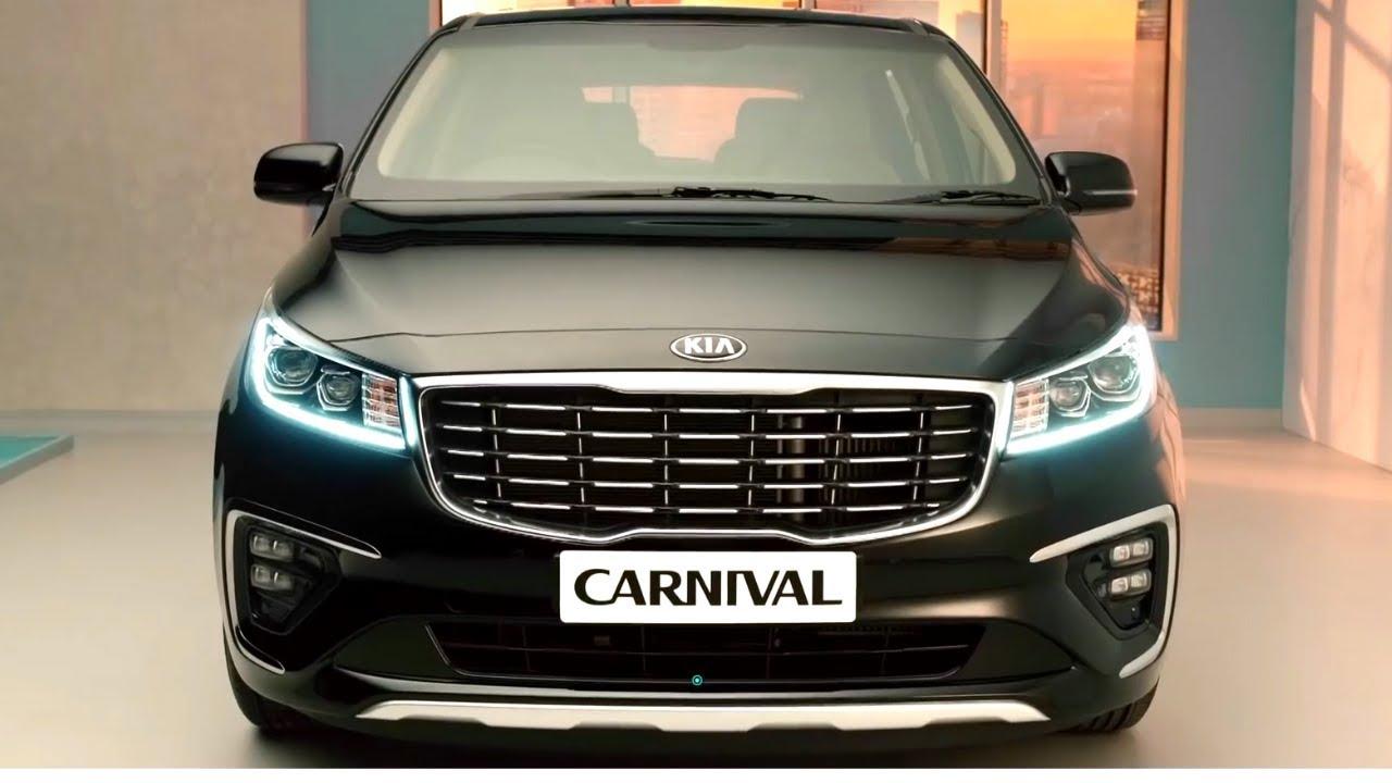 2021 Kia CARNIVAL MPV - Best Luxurious MPV || Features ...