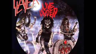 Slayer - Aggressive Perfector (Live Undead)