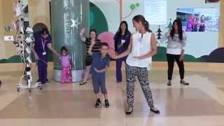 Mattel Children's Hospital UCLA - National Dance Day 2014