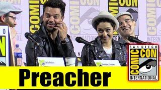 PREACHER | Comic Con 2019 Full Panel  (Seth Rogen, Dominic Cooper, Ruth Negga, Julie Ann Emery)