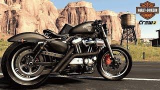 The Crew 2 - Harley-Davidson Iron 883