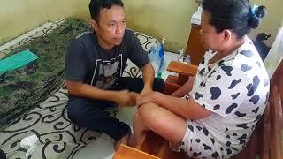 Video Viral 2018,pijat Urat Syaraf & Pijat Urut Jogja Obati Pegal Linu & Stroke,info Kesehatan 2018
