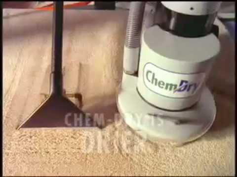 Chem Dry system compare to traditional Steam cleaning