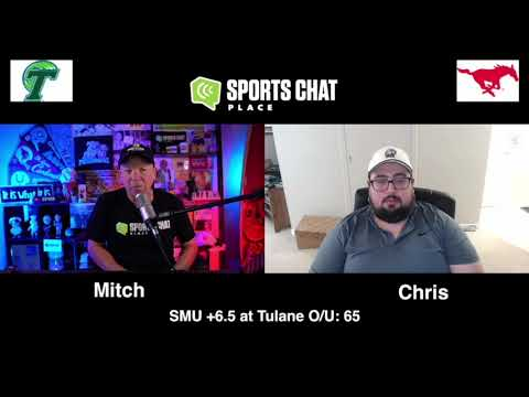 SMU at Tulane College Football Picks & Prediction Friday 10/16/20 Sports Chat Place